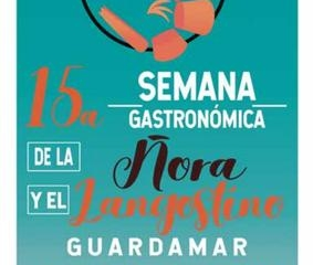 Gastro week of Prawns and Peppers in Guardamar del Segura