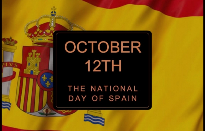 National Day of Spain 12th October