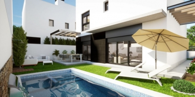 Semi-detached - For Sale - Orihuela Costa - Los Altos